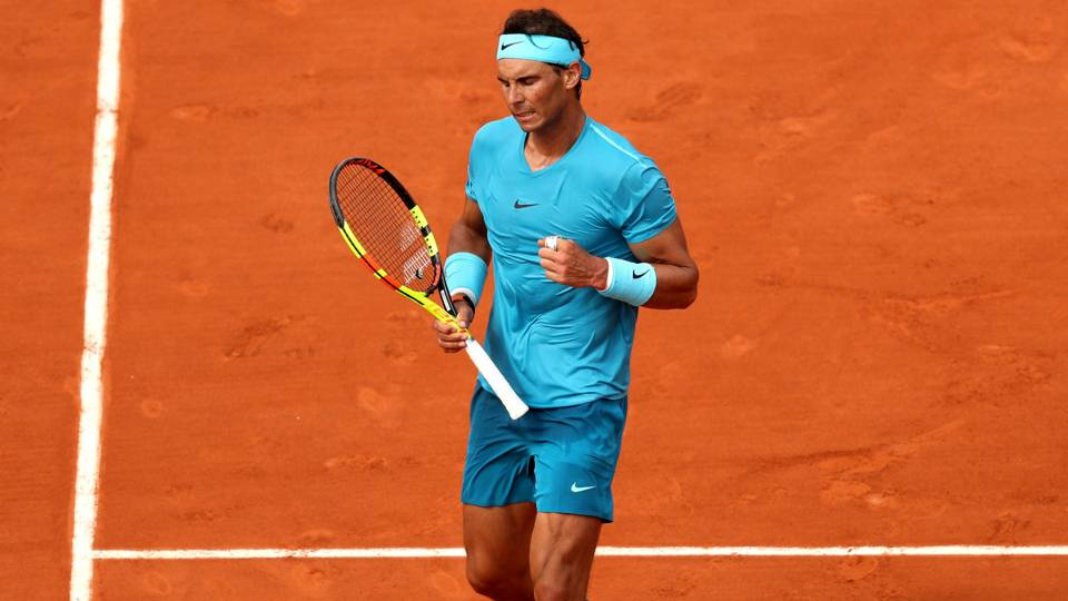 A Look At Rafael Nadal's French Open Dominance