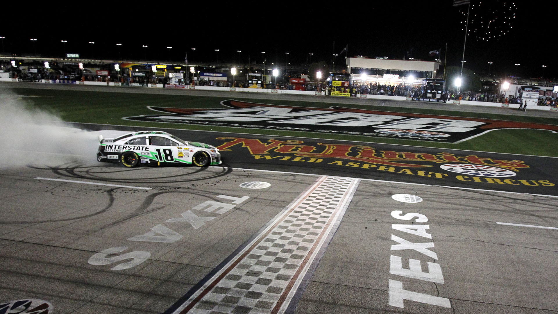 Final Four Leads To Strange Nascar Schedule At Texas Motor