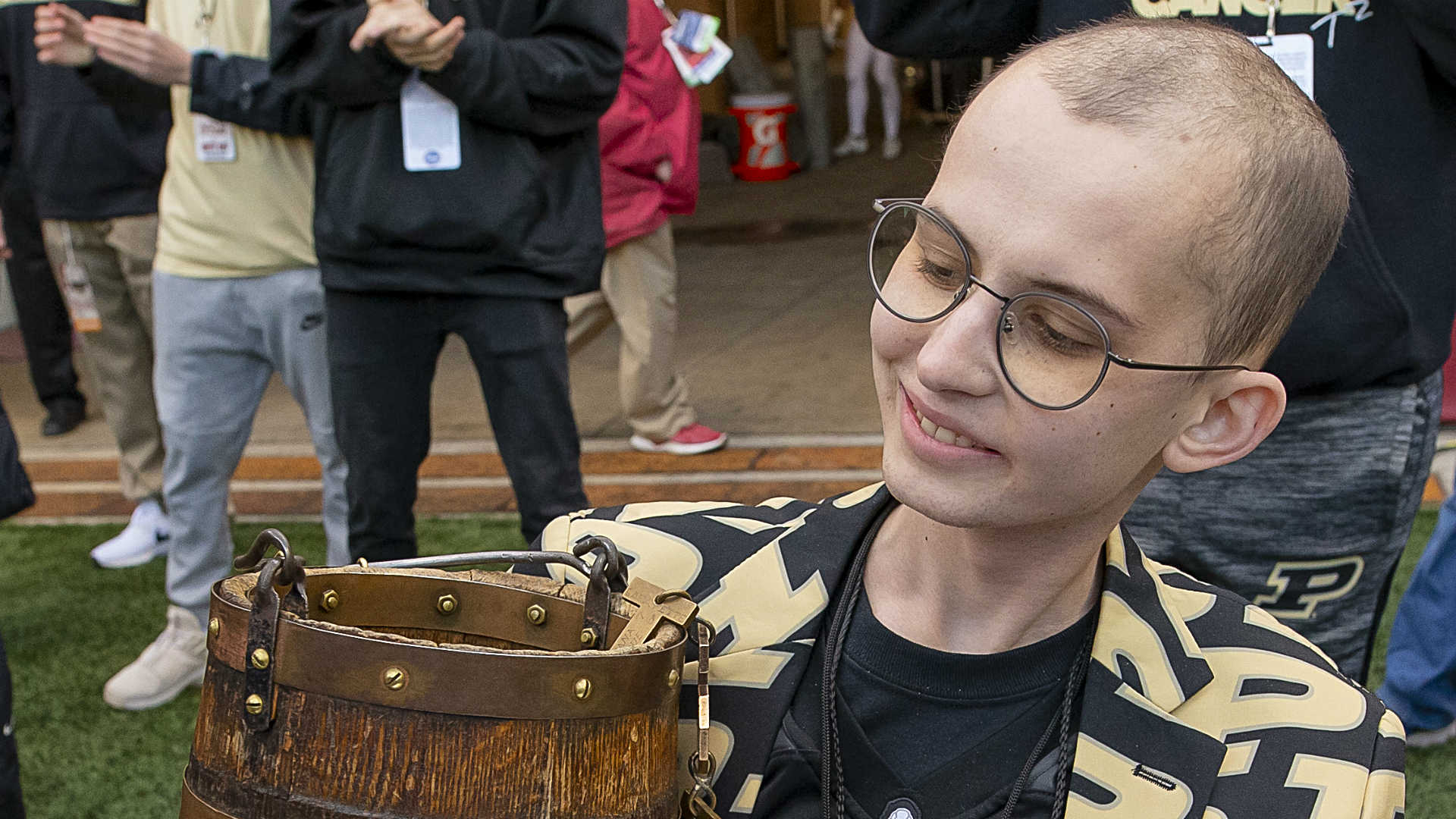 Purdue Boilermakers superfan Tyler Trent passes away
