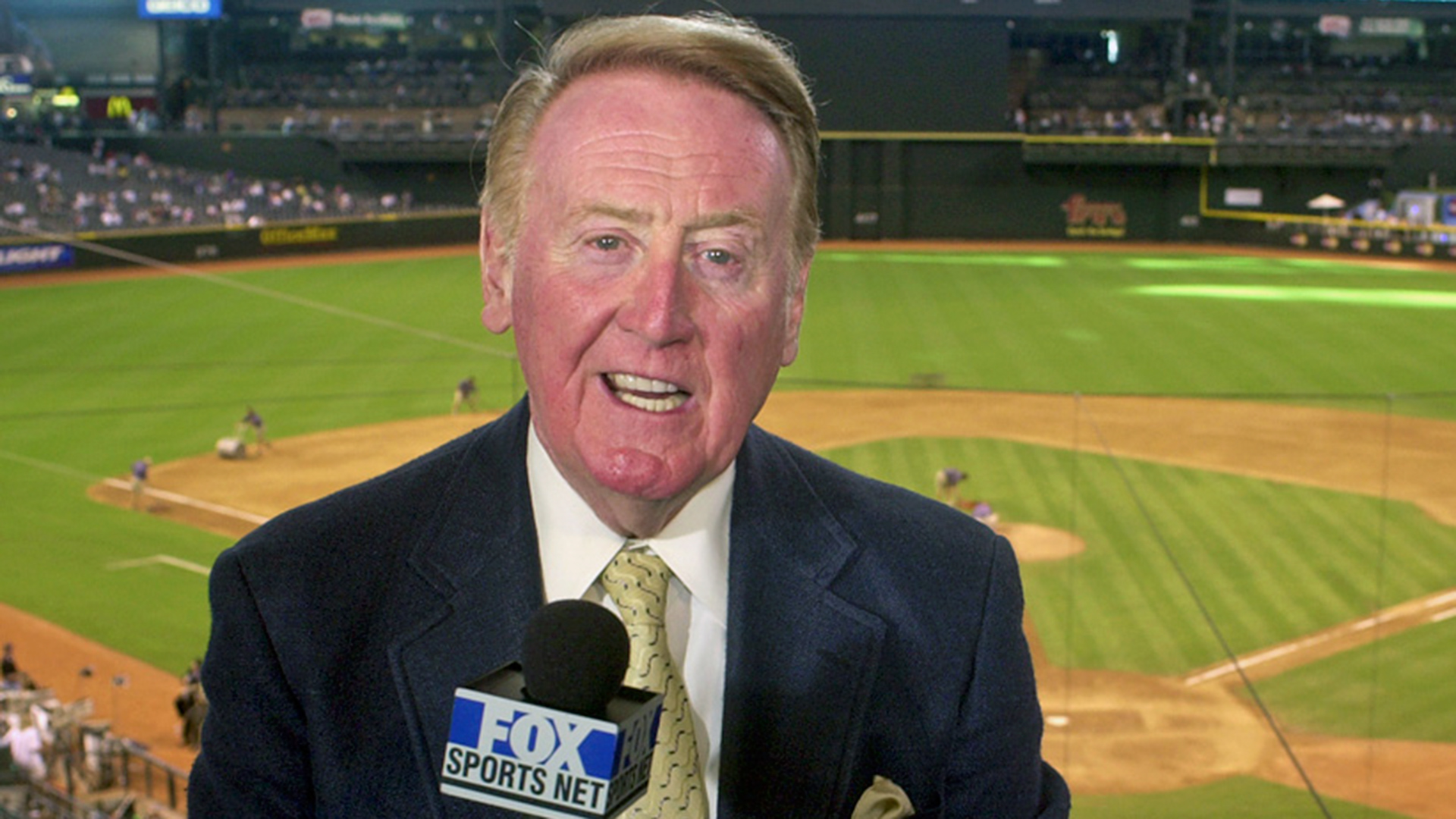 Image result for vin scully