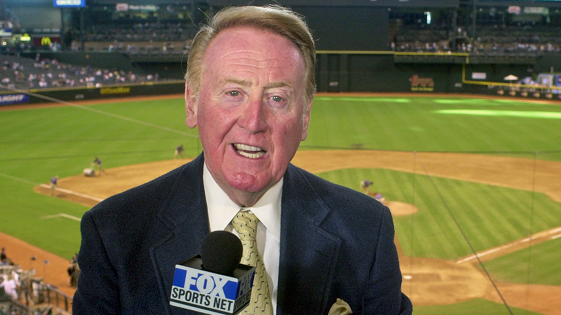 how to meet vin scully