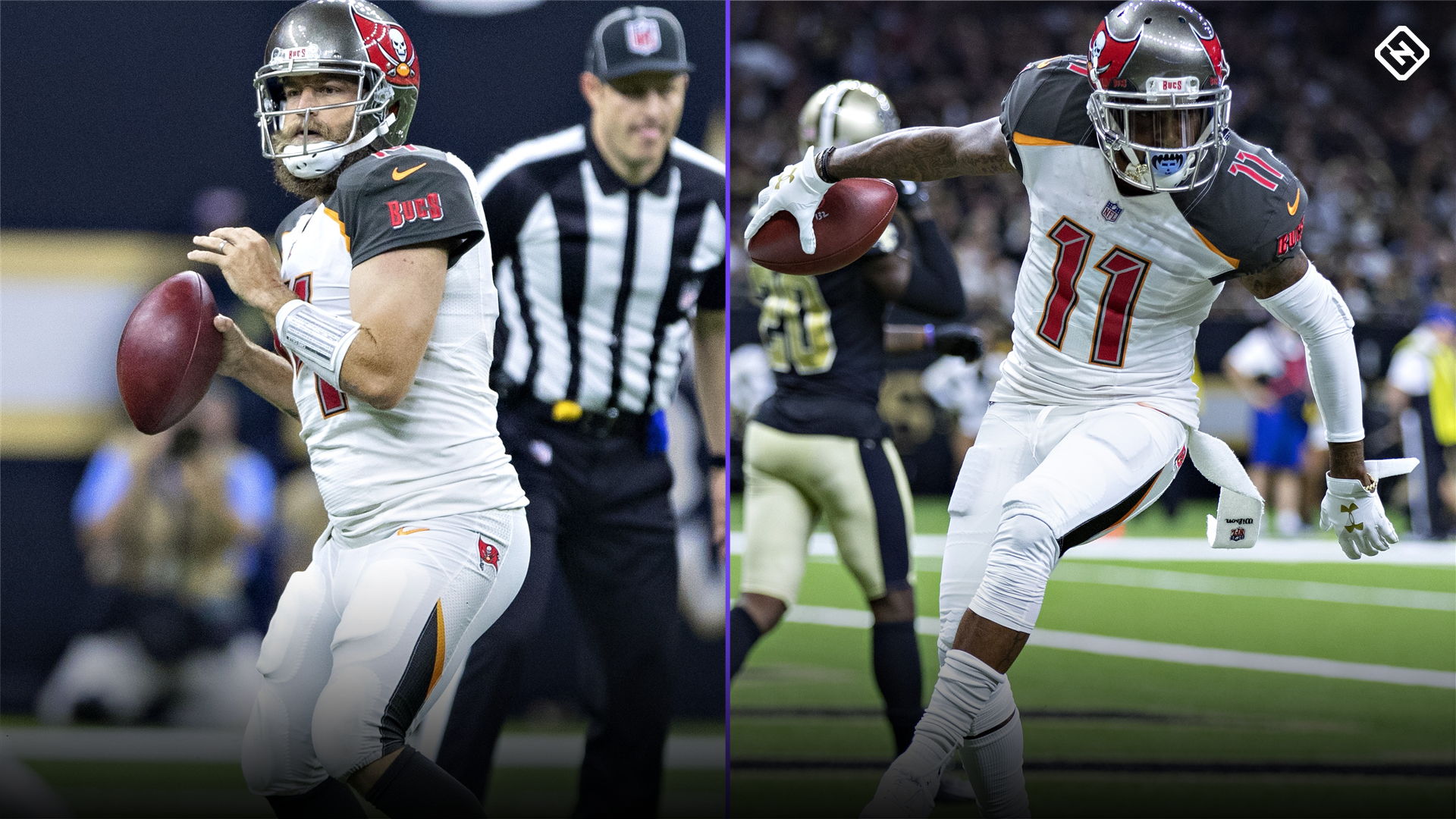 Week 2 Fantasy Busts: Ryan Fitzpatrick, DeSean Jackson among tough start/sit decisions