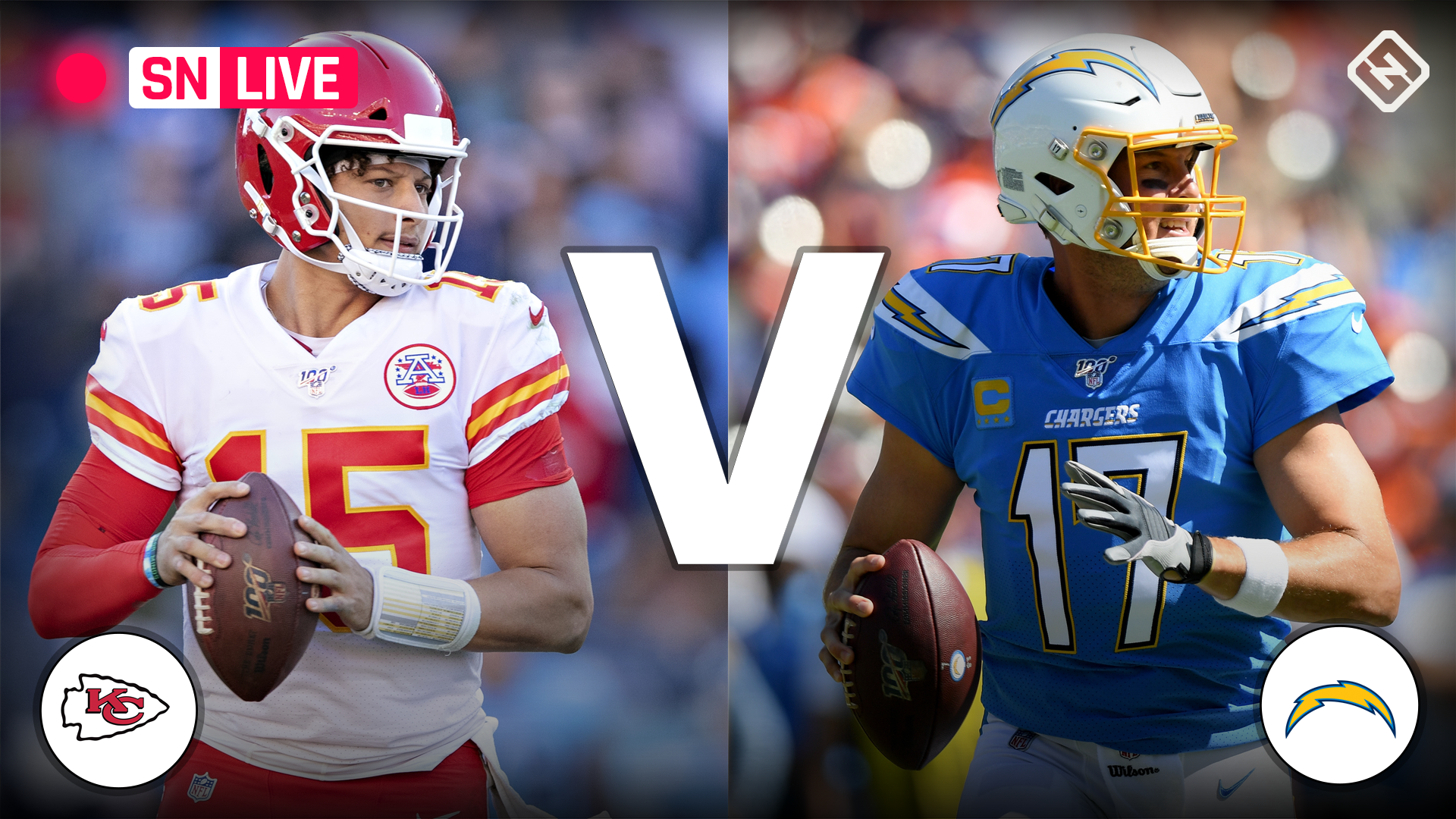 Chiefs vs. Chargers: Live