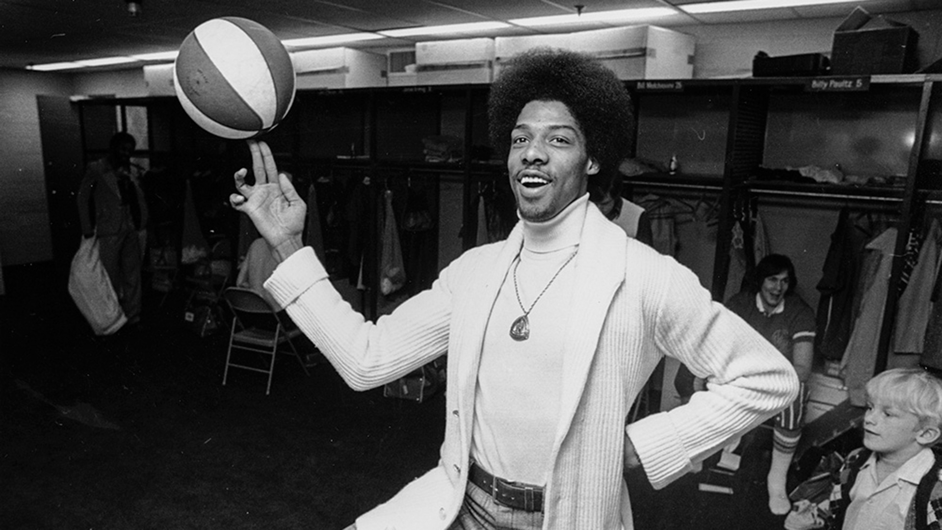 Julius Erving in photos Witness Dr J s greatness