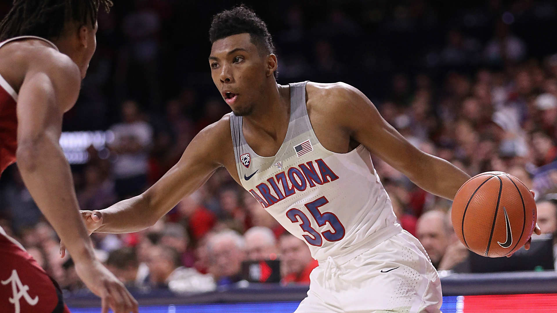NCAA deems Arizona junior Allonzo Trier ineligible after failed PEDs test