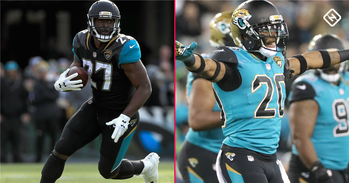 Jags RB Leonard Fournette says his two best plays came against Steelers