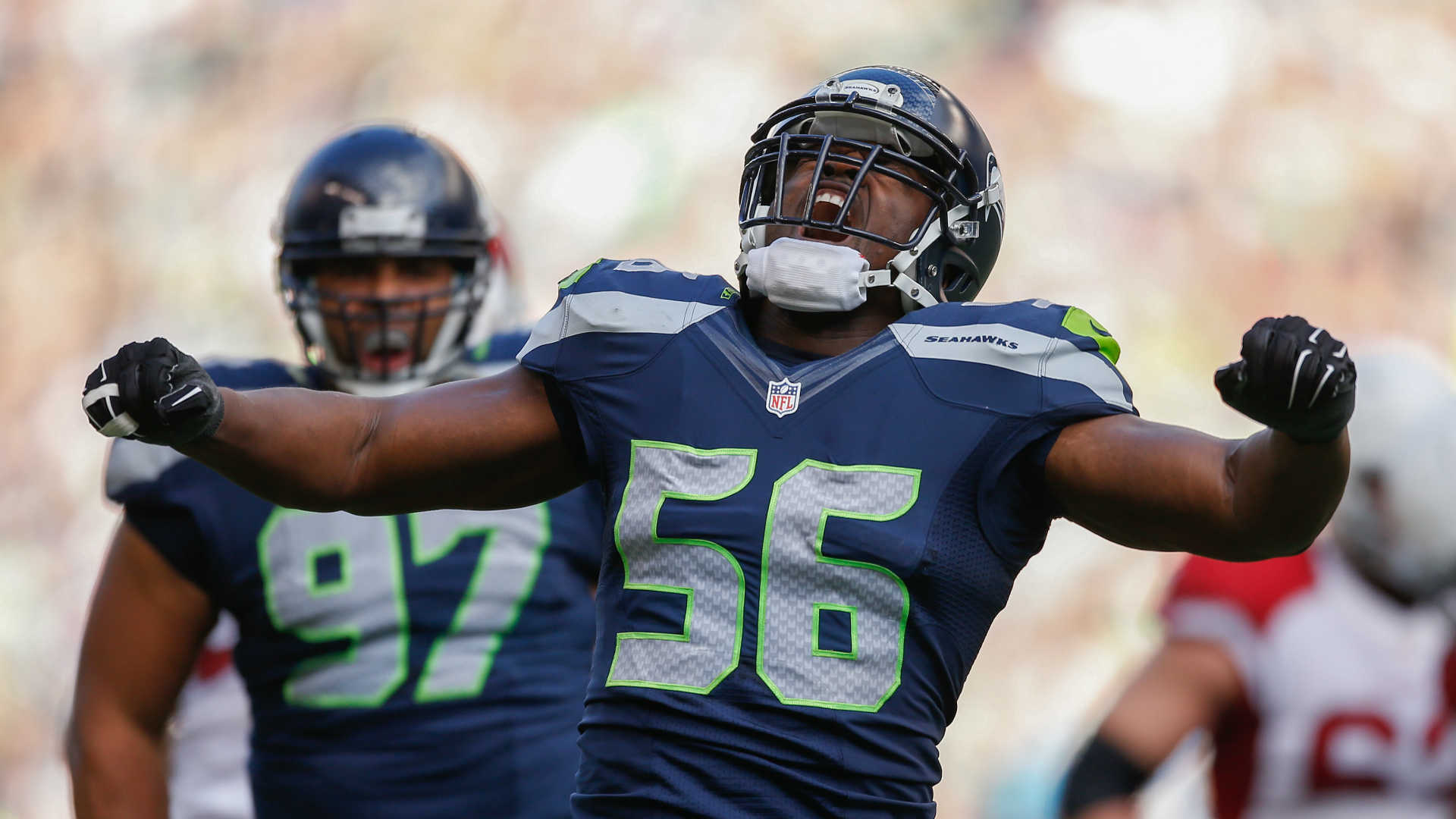 Report Seahawks sign Cliff Avril to four year extension