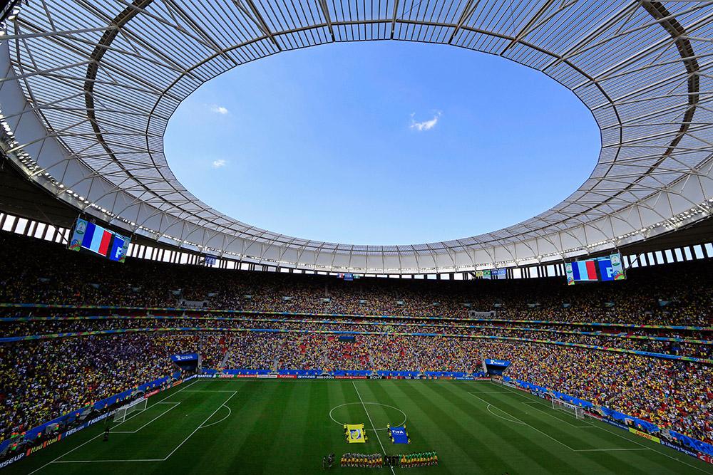 France vs. Nigeria