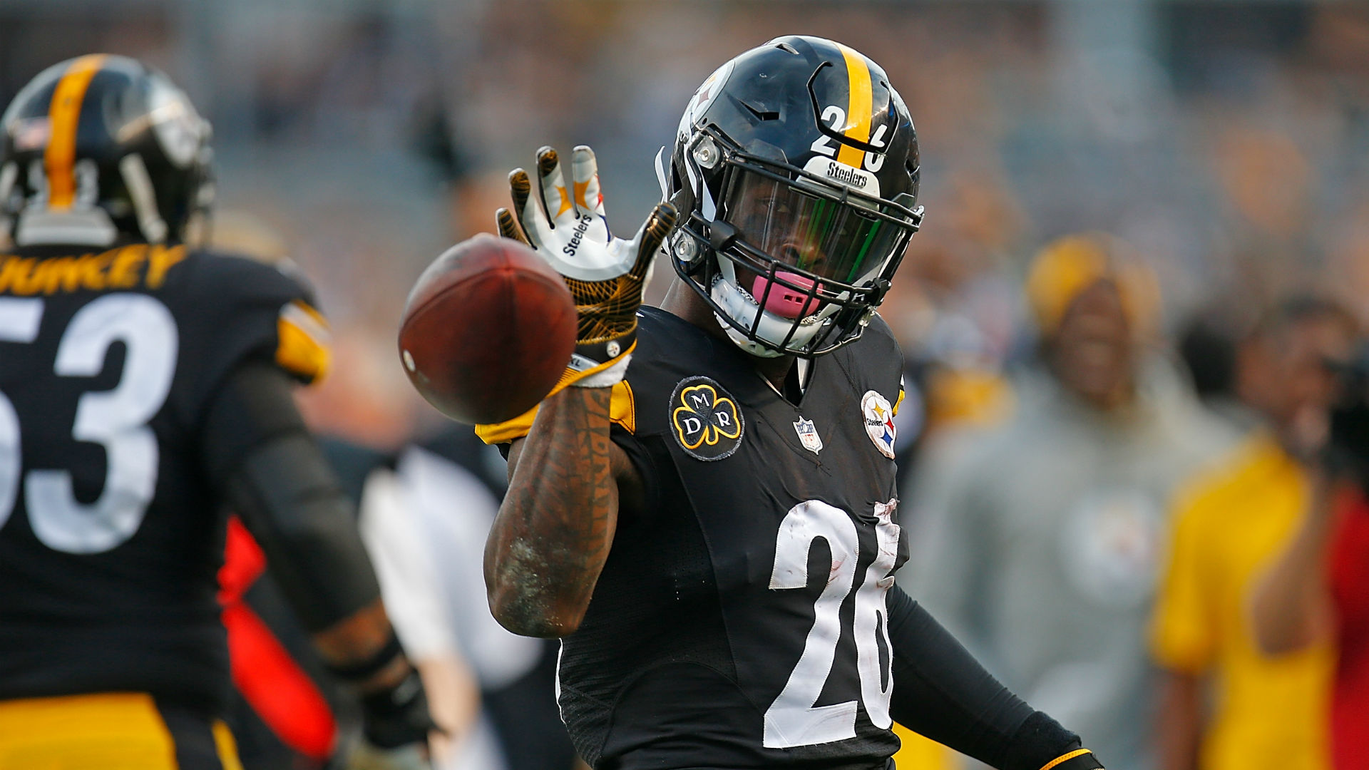 Steelers star fired for not dating