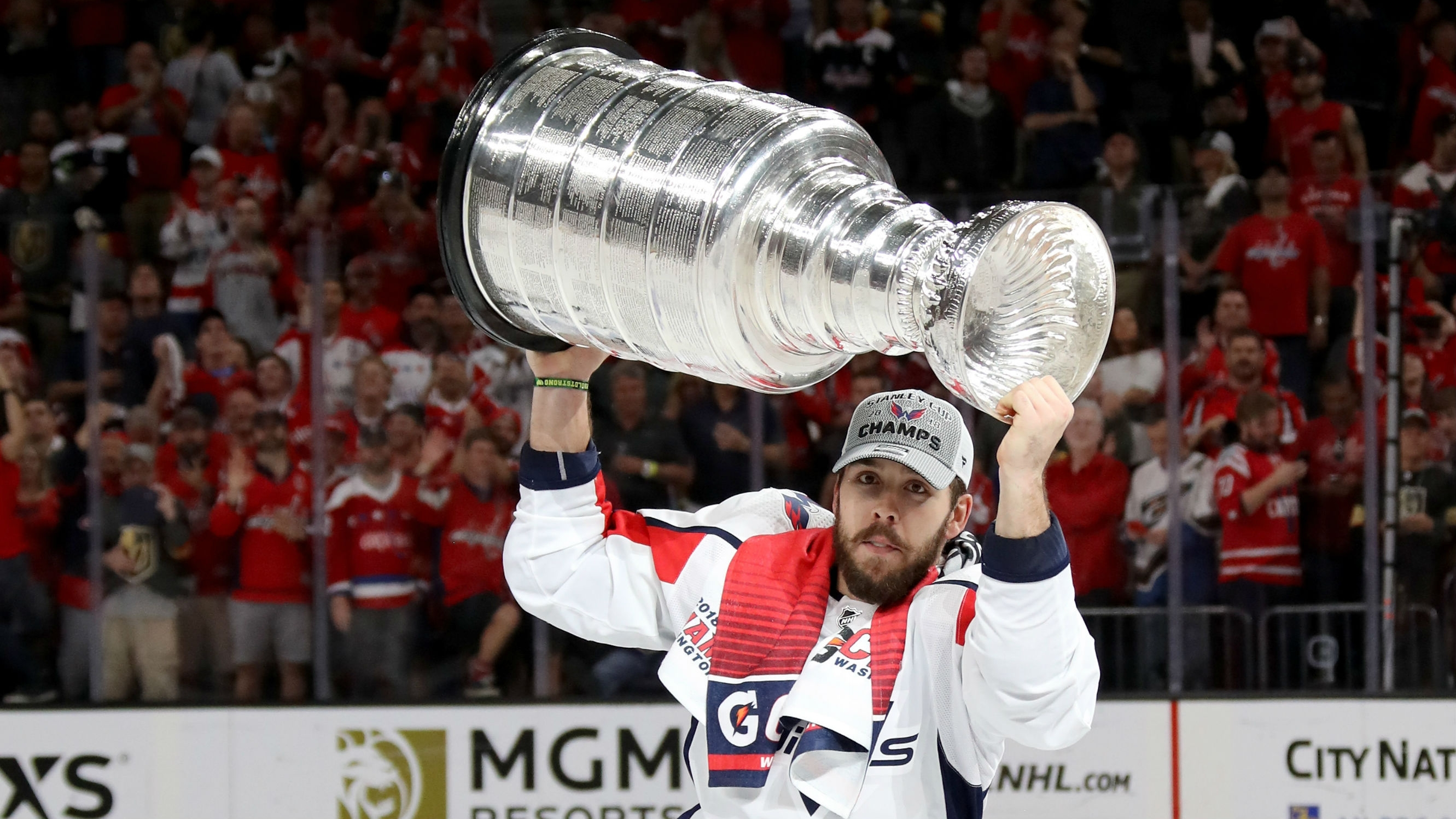 SJHL: Capitals' Chandler Stephenson To Bring Stanley Cup To Humboldt