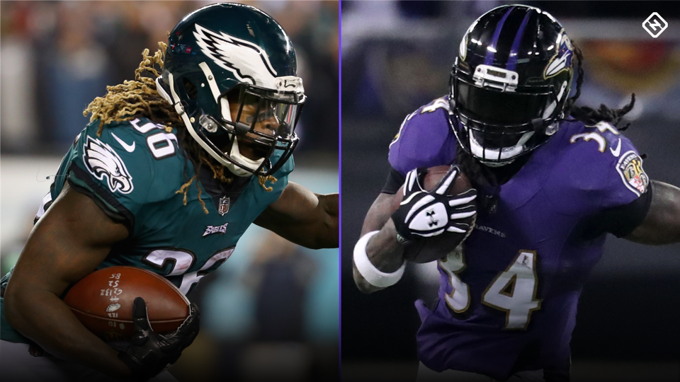 Finding 2018 Fantasy Football Sleepers Busts With Running Back