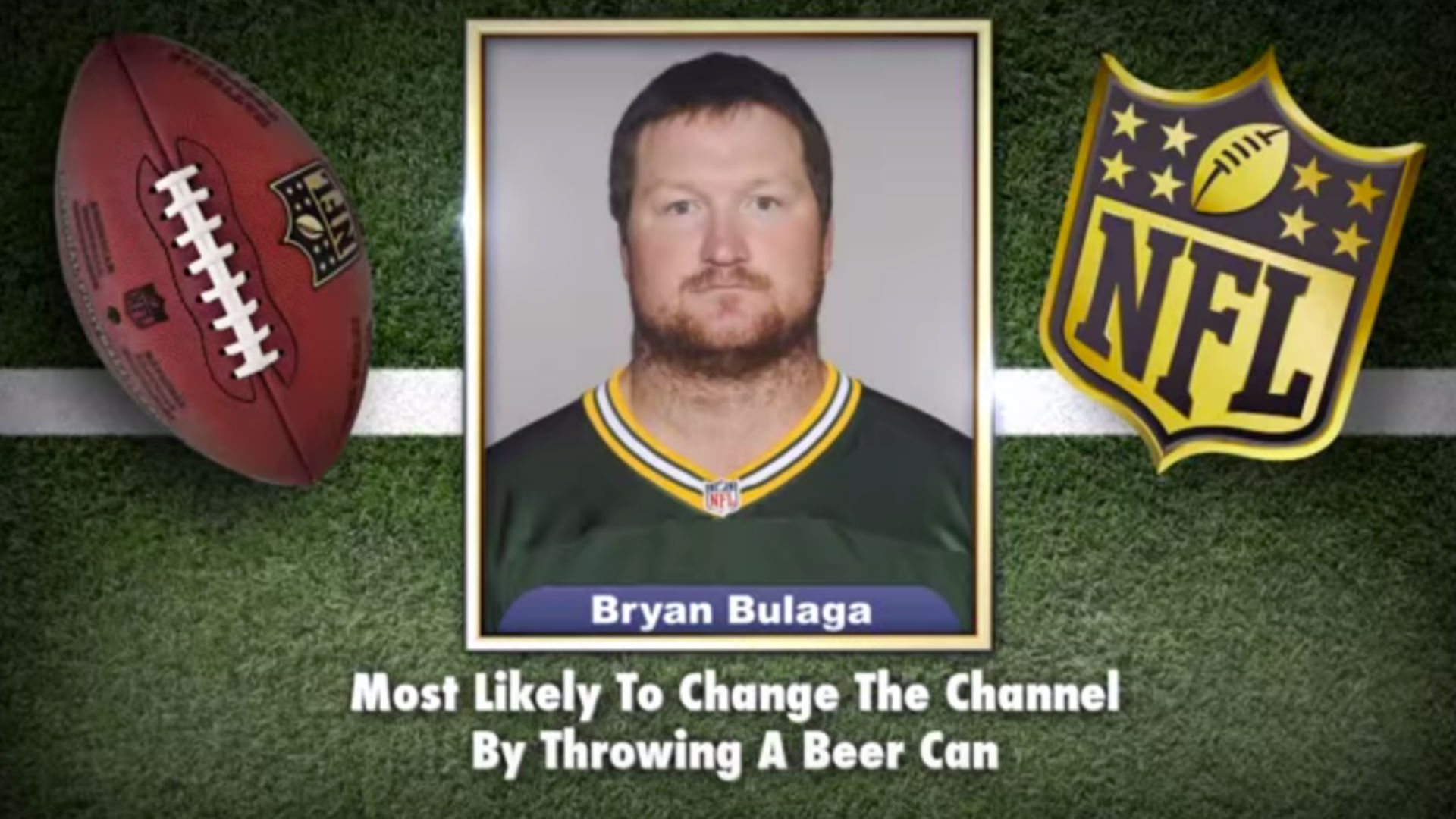 Packers Seahawks superlative treatment on The Tonight Show