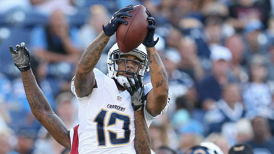 Chargers Wr Keenan Allen Has Torn Acl Per Sources Nfl