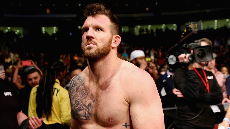 Bellator 207: Ryan Bader discusses preparation for Grand Prix showdown with Matt Mitrione