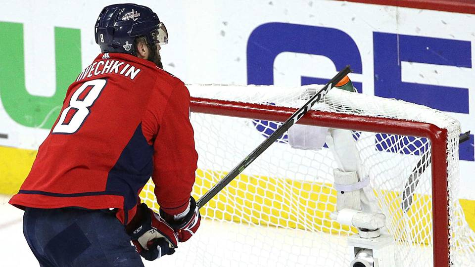 NHL playoffs 2018  Capitals fighting own playoff history after series lead  vanishes 1b83dc46514