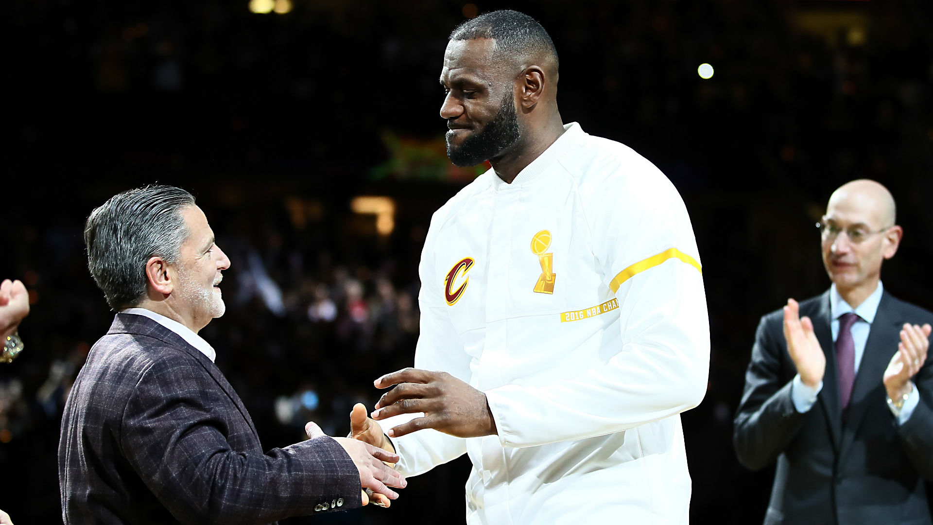 Cavaliers owner, Billups meeting for 2nd time