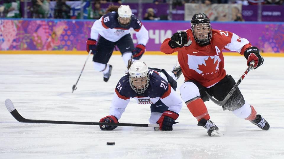 Winter Olympics 2018: Hilary Knight's golden redemption ... Hilary Knight