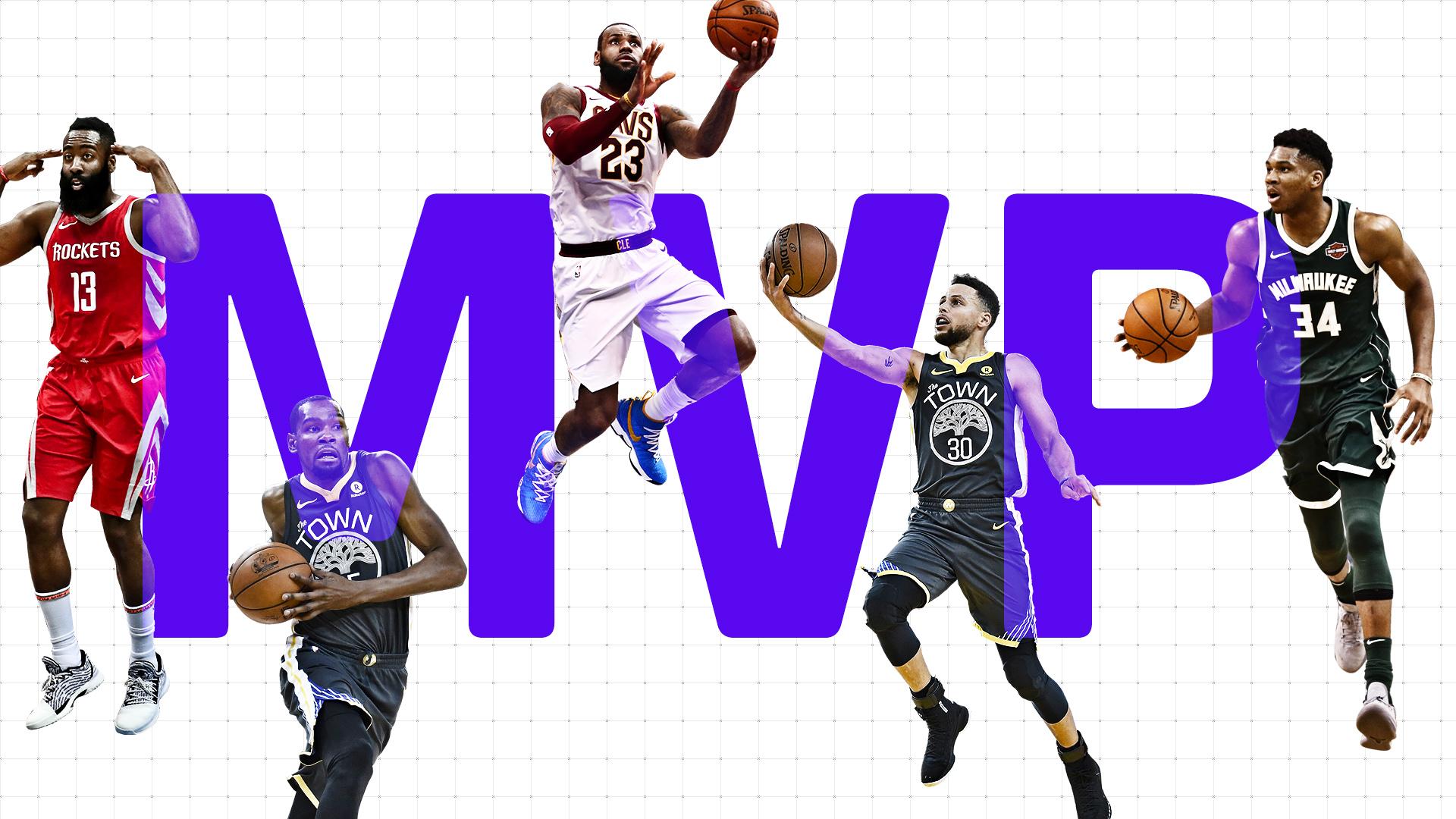 NBA MVP race  Can top candidates catch James Harden before season s end  b992c48de