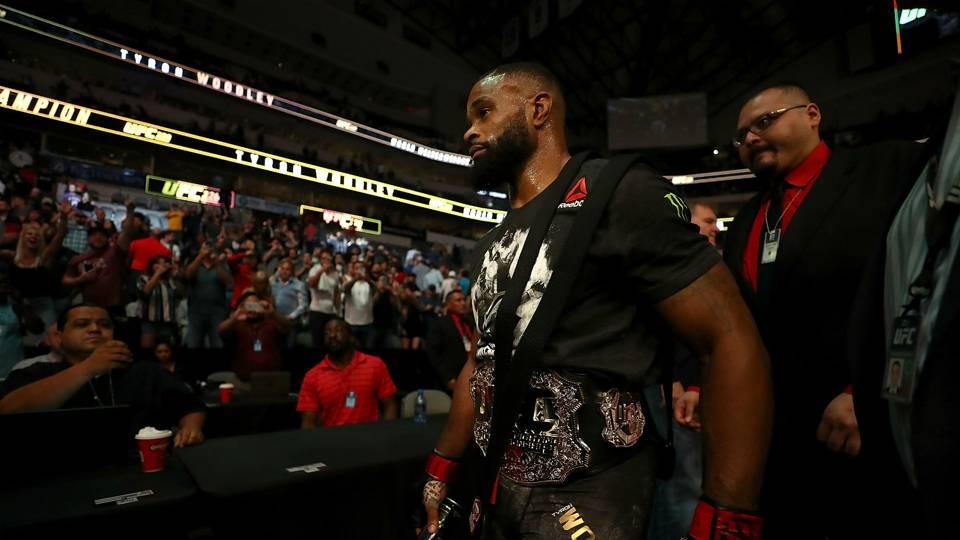 Tyron Woodley UFC 228