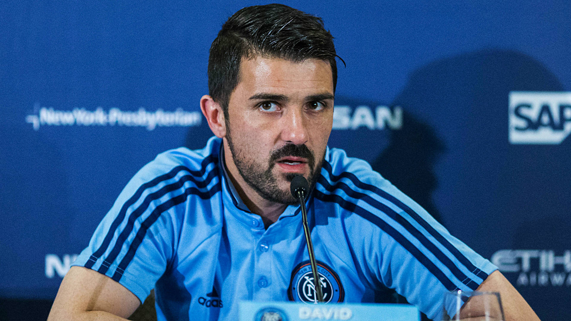 David Villa Earns Shock Spanish National Team Recall