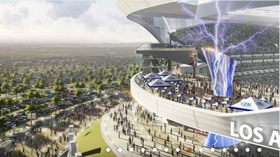 With Stadium Proposals In Hand Nfl Has Decision To Make