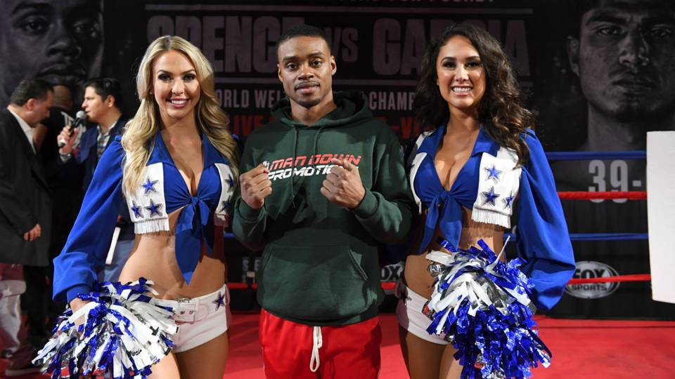 Love, Hate, Fight: Errol Spence addresses potential fights with Keith Thurman, Terence Crawford and Manny Pacquiao