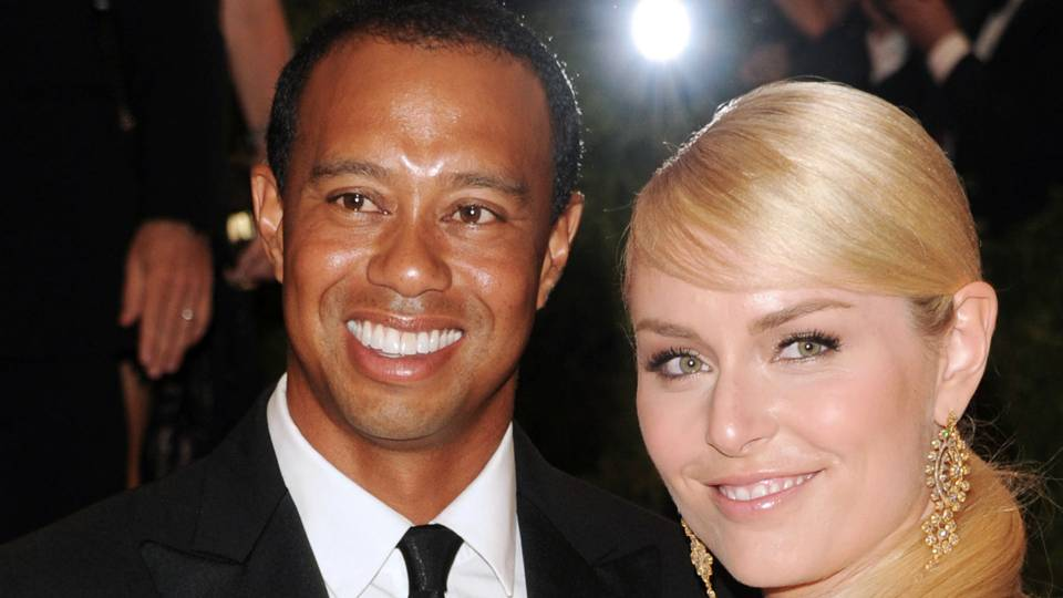 tiger woods ex wife and current girlfriend are bffs other sports