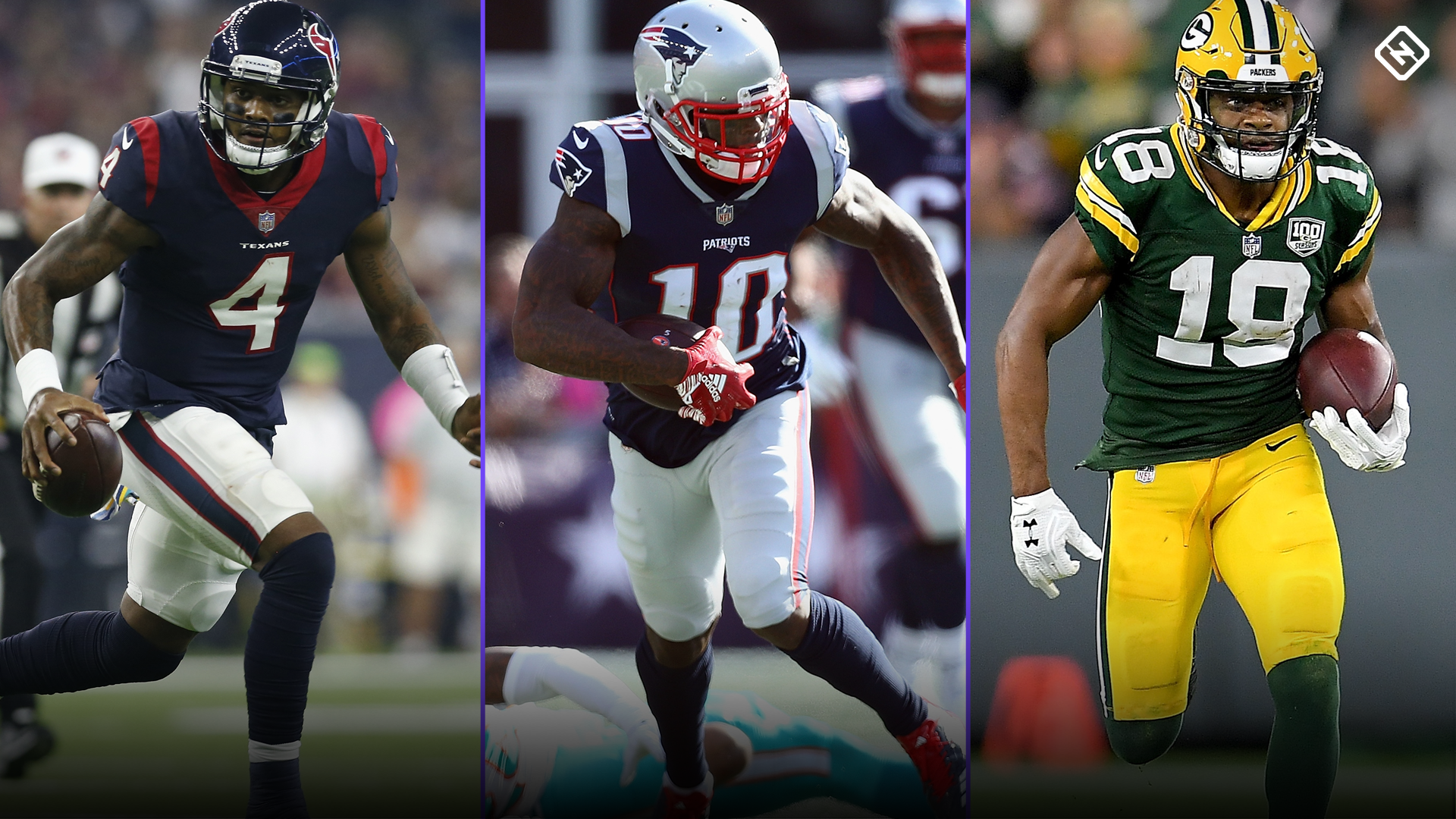 Fantasy Football Injury Updates: Deshaun Watson, Josh Gordon, Randall Cobb, more impacting Week 6 start 'em, sit 'em calls