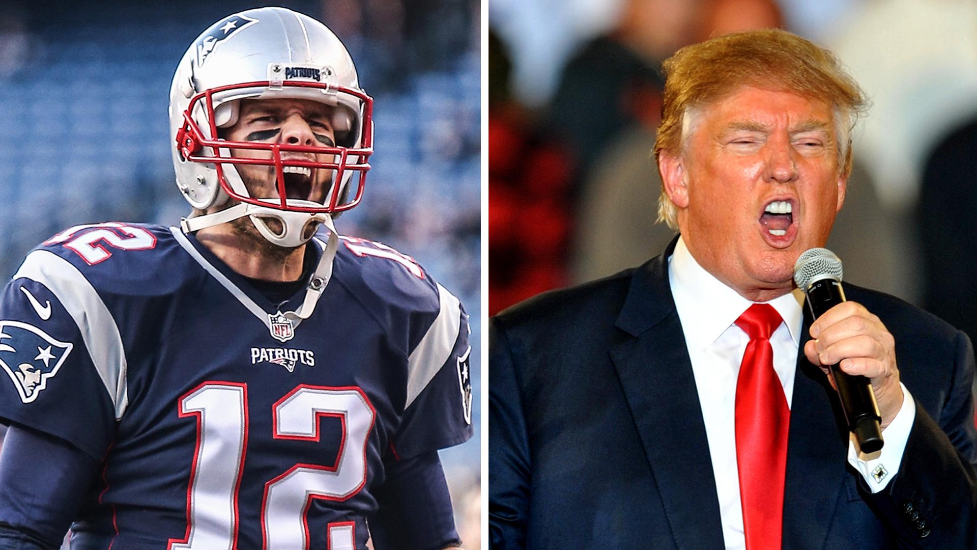 Tom Brady on Donald Trump I support all my friends