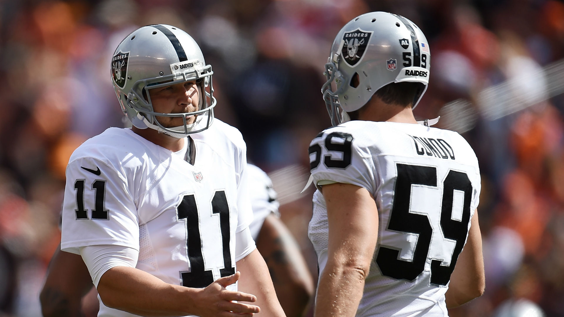 Raiders reportedly parting ways with Sebastian Janikowski