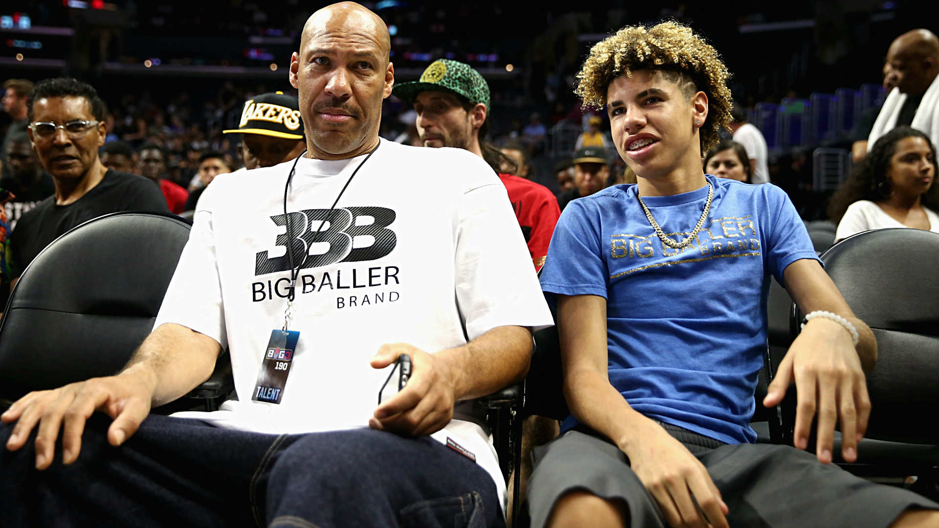 LaVar Ball pulls youngest son from high school