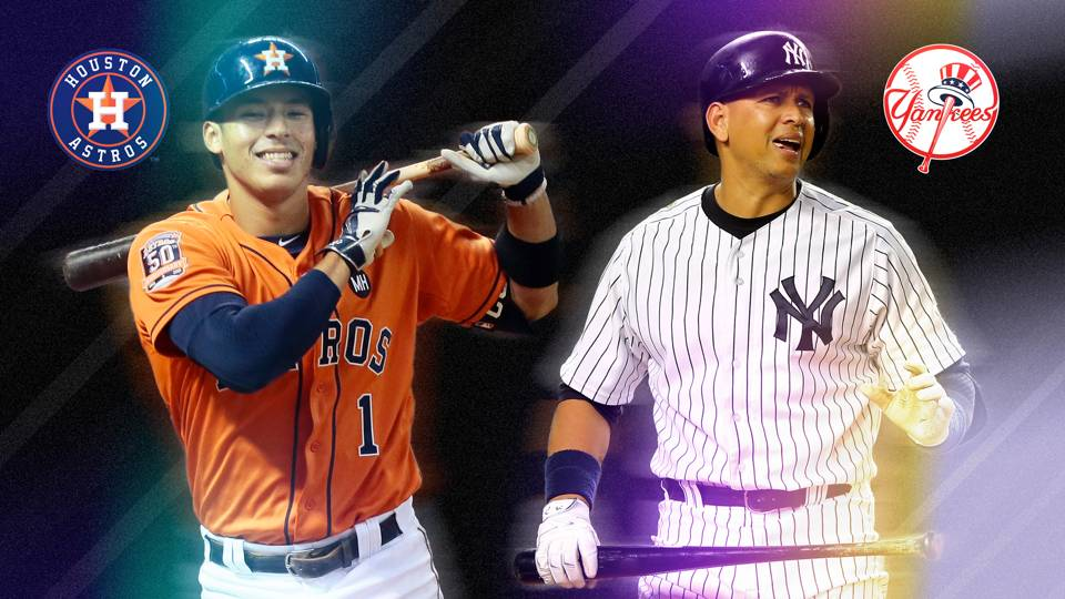 AL wild card game 2015 Astros Yankees players to watch stats
