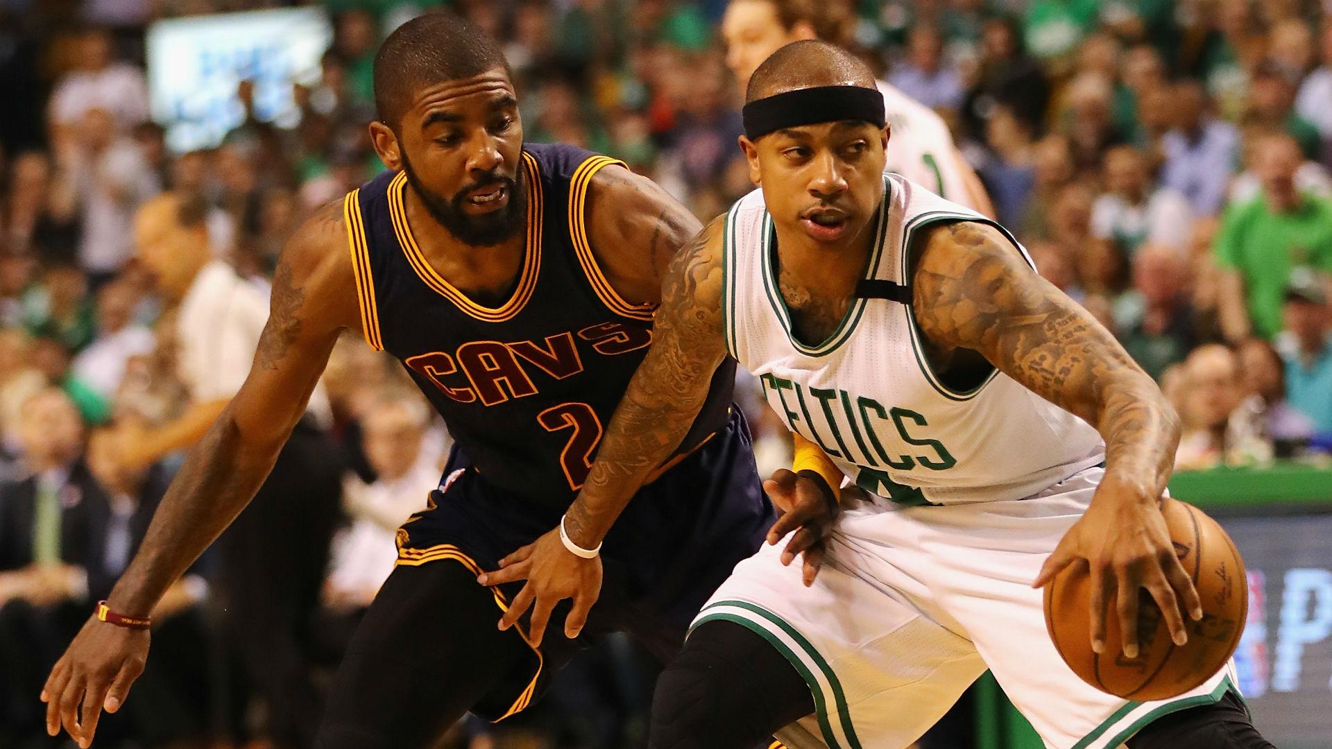 NBA trade rumors: Cavs, Celtics finalize deal involving Kyrie Irving, Isaiah Thomas