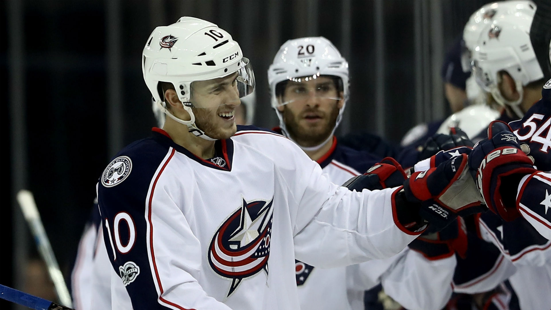 Jackets lock up Wennberg to a six-year, $29.4M deal