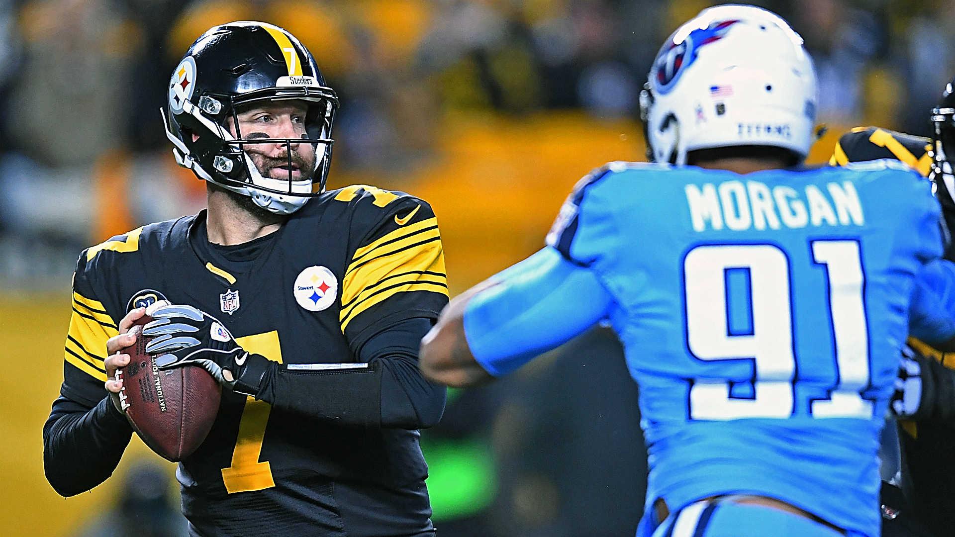 Ben Roethlisberger proves big-game Big Ben can still carry Steelers
