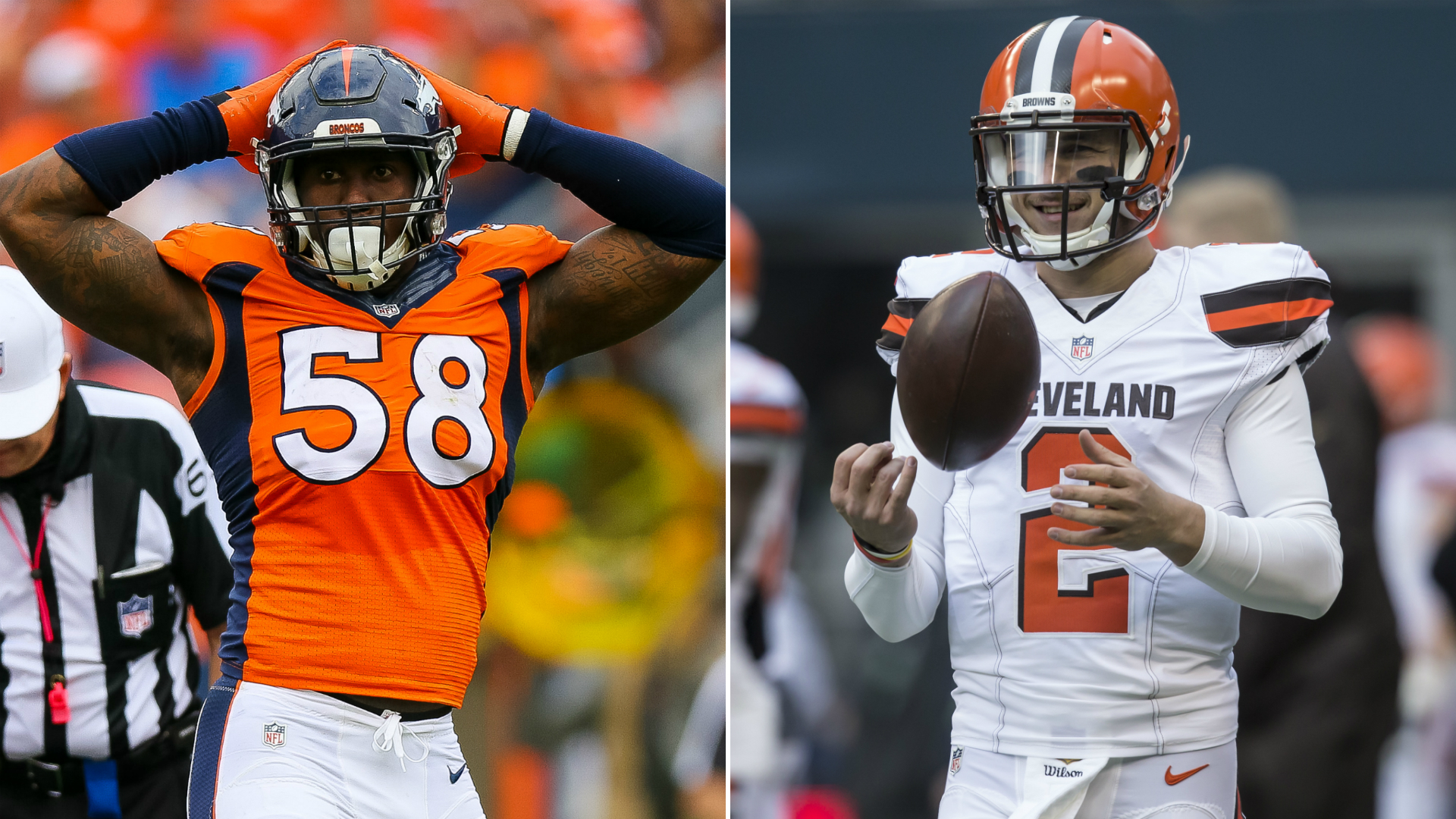 Von Miller And Johnny Manziel Rooming Together Just Might Work