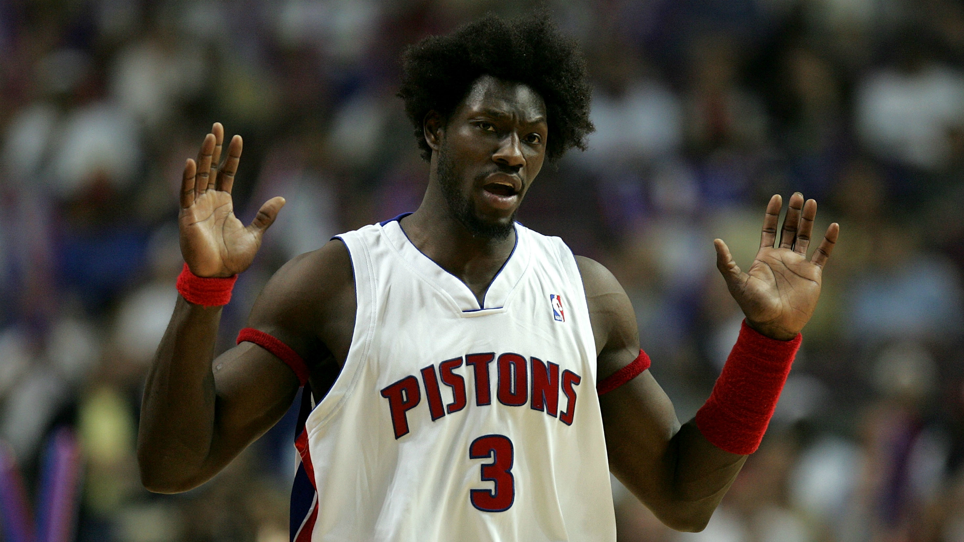 Ben Wallace will be Basketball Hall of Fame s next great big man