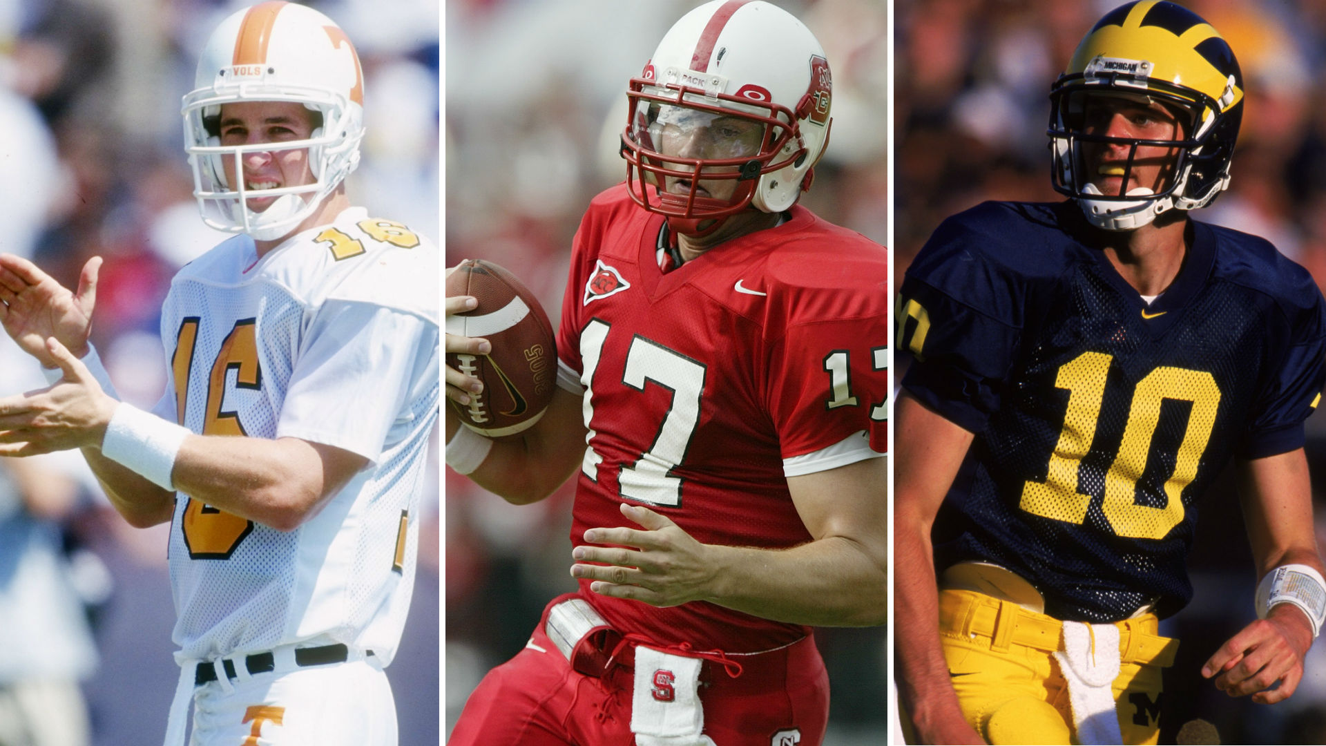 Rocky and rolling: How 20 QBs fared in their college debuts