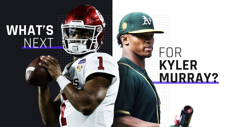 50849b28c Kyler Murray decision  Debating the pros and cons of the NFL vs. MLB ...