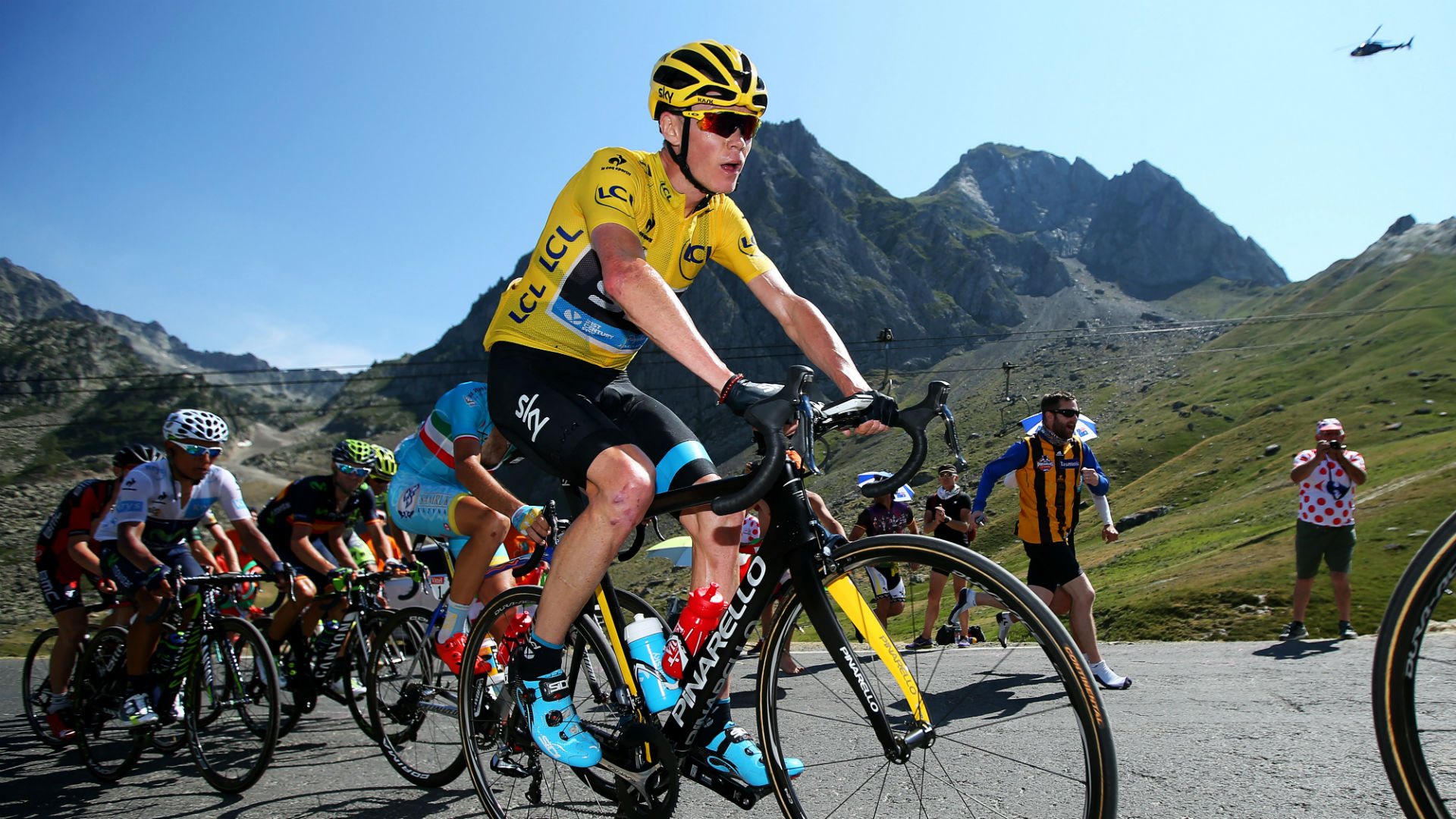 Tour de France 2015: Results, leader, overall standings after Stage ...