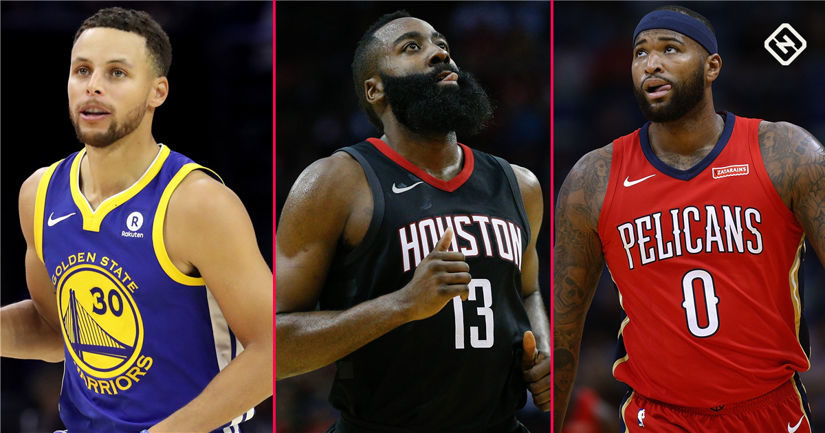 NBA All-Star Game 2018: Projecting starters, reserves in battle for final Western Conference ...