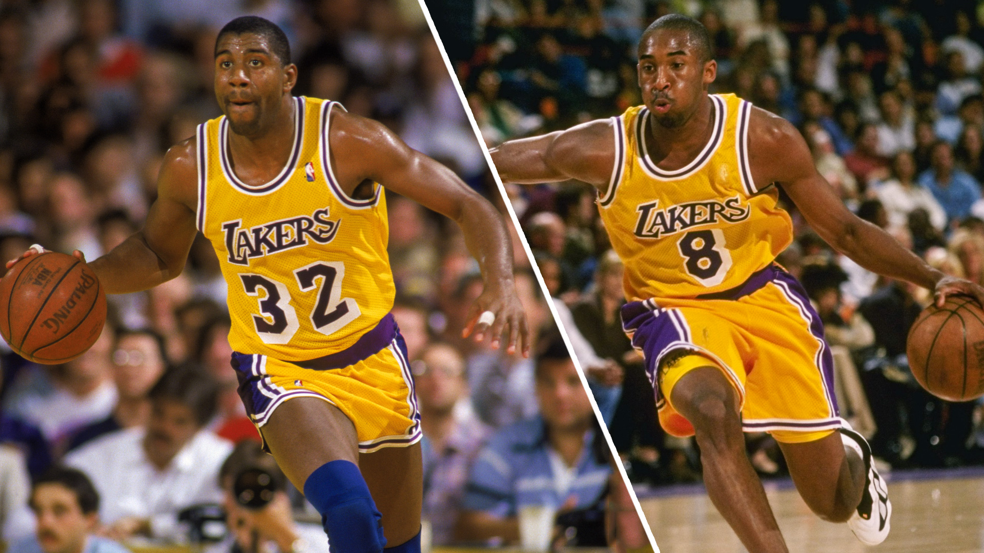 Magic Johnson not Kobe Bryant is the greatest Laker — even if he