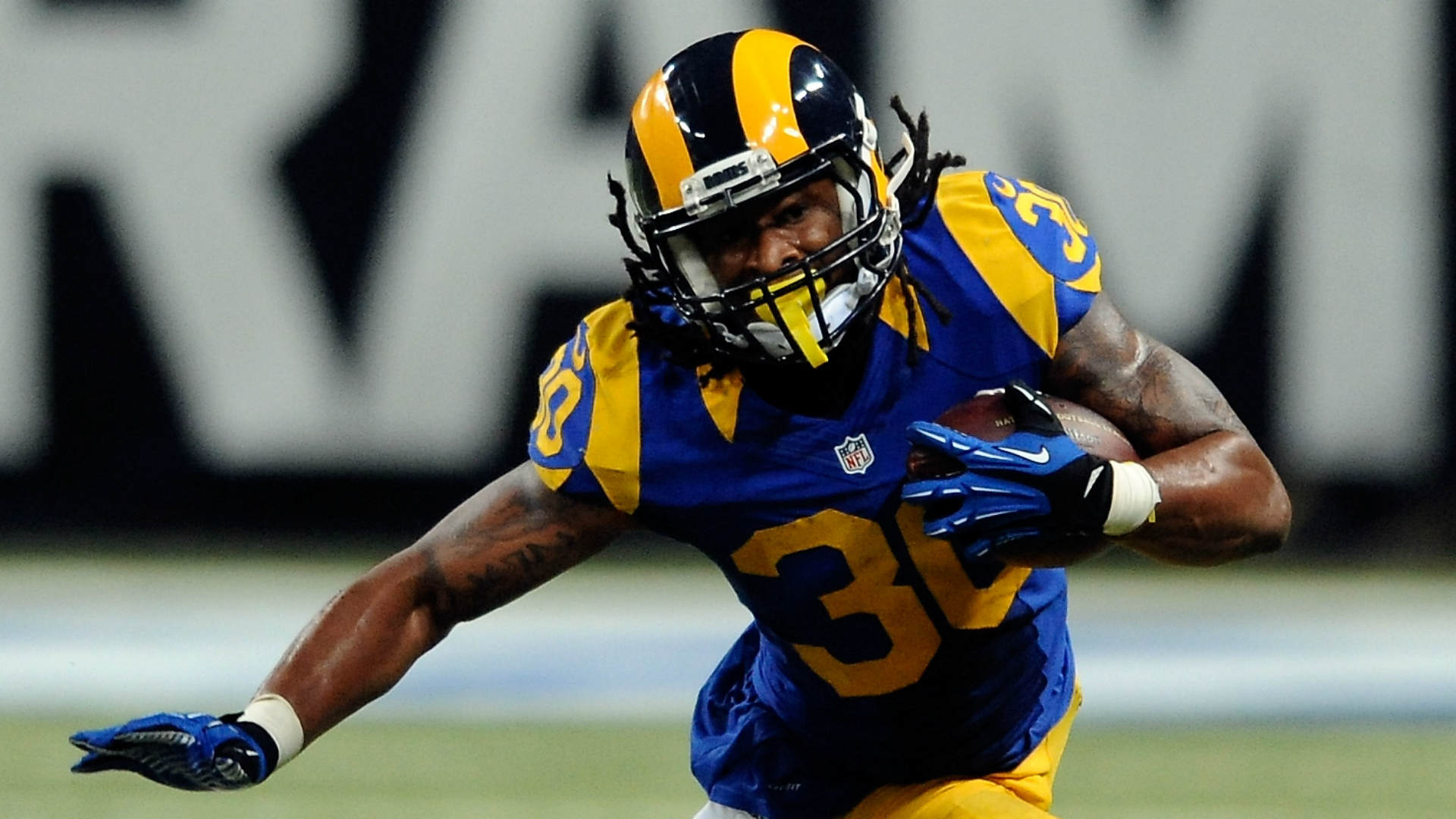 Sporting News NFL Rookie of the Year Todd Gurley rescuing Rams