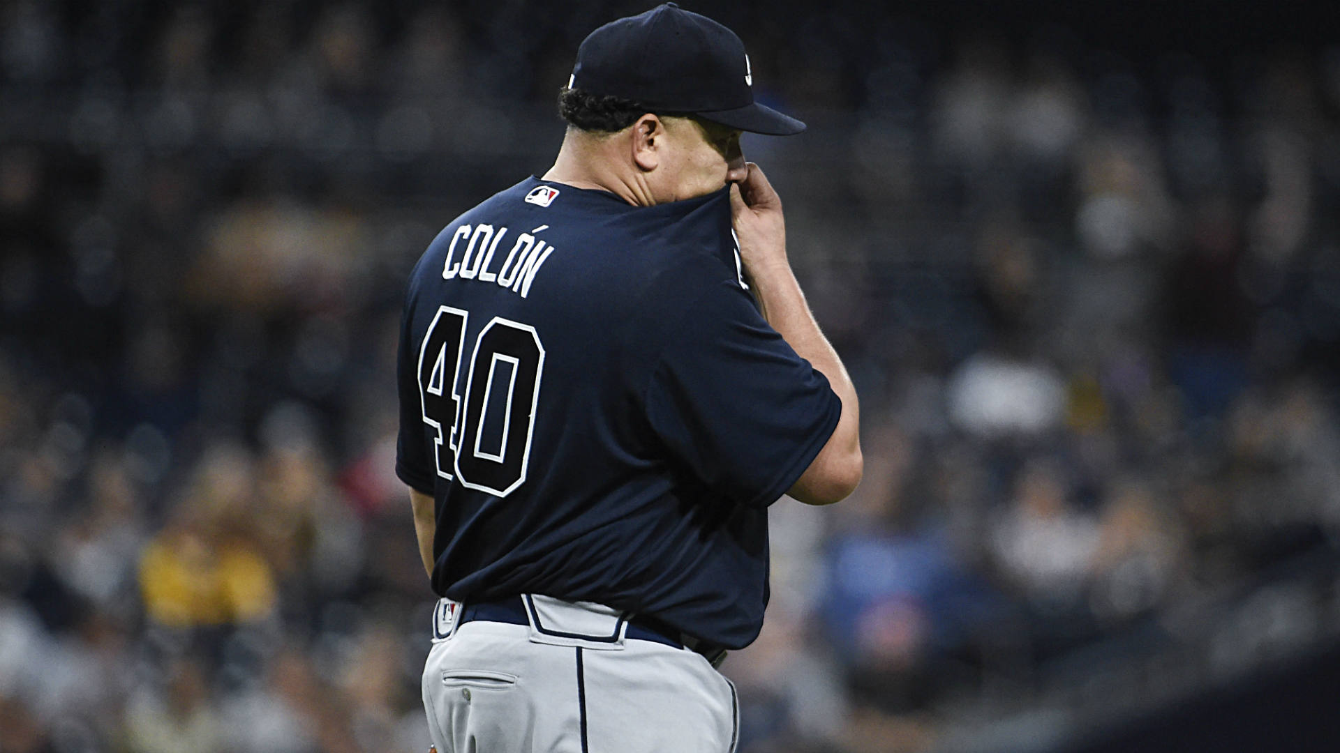Atlanta Braves Designate Bartolo Colon For Assignment