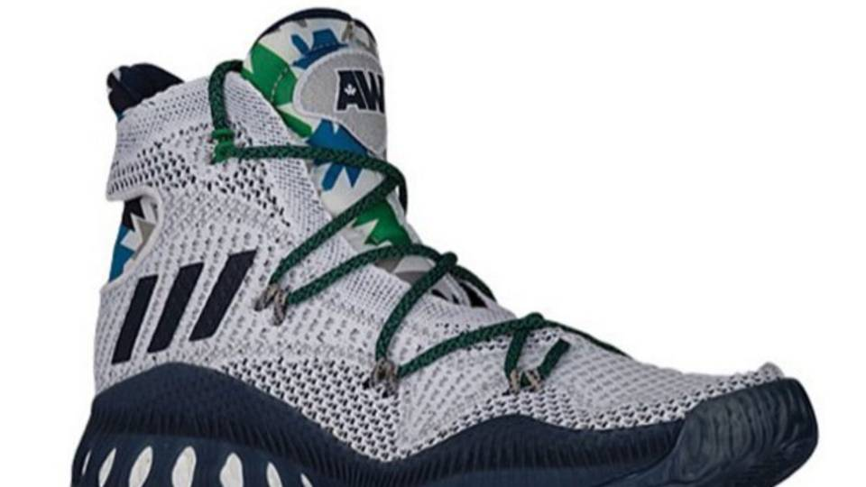 Andrew Wiggins' new adidas shoes getting roasted like ...
