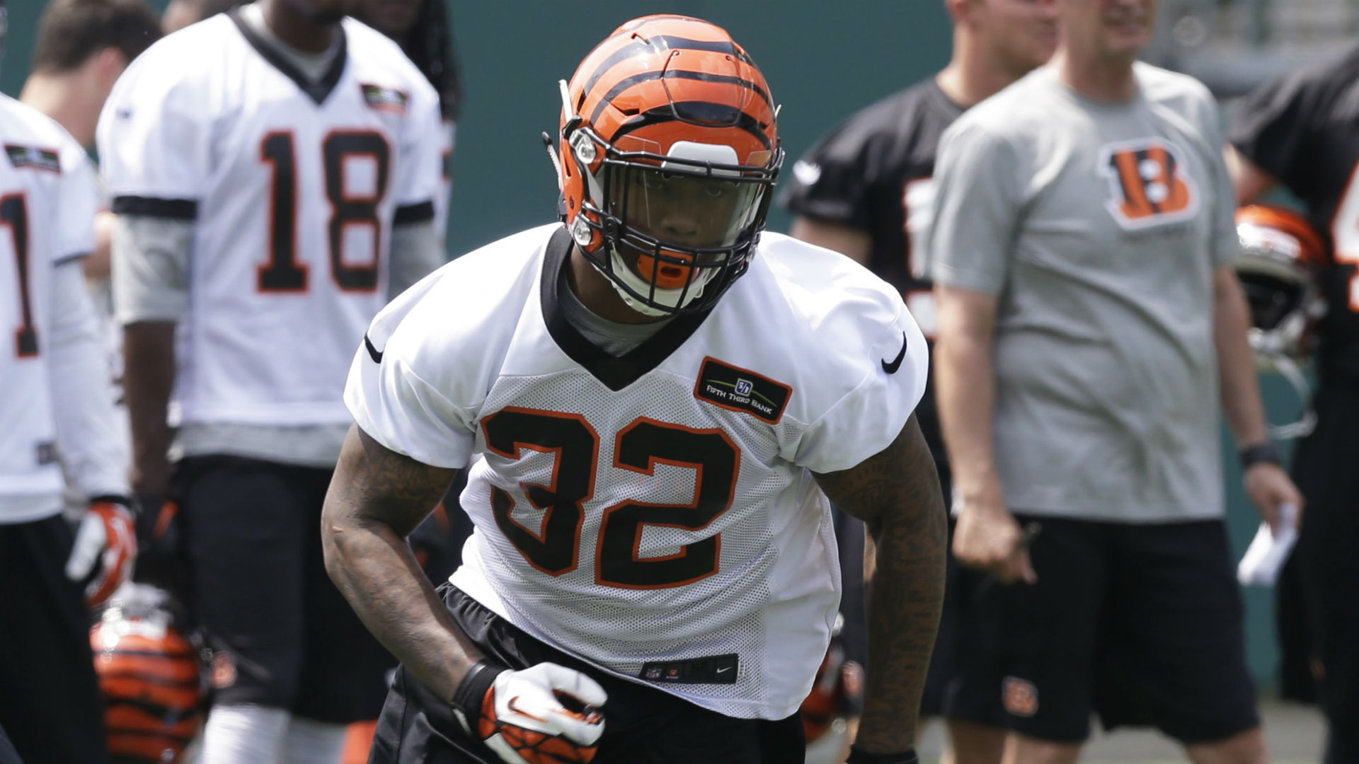 Fantasy football sleepers: Bengals' backfield still big enough for multiple runners