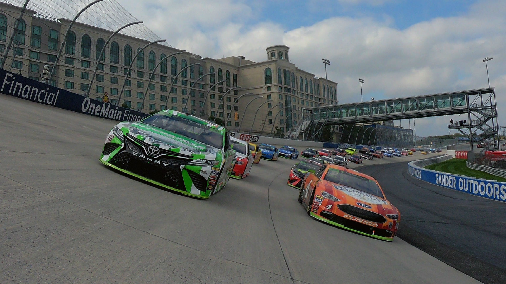 NASCAR at Dover: Live race updates, results, highlights from Gander RV 400