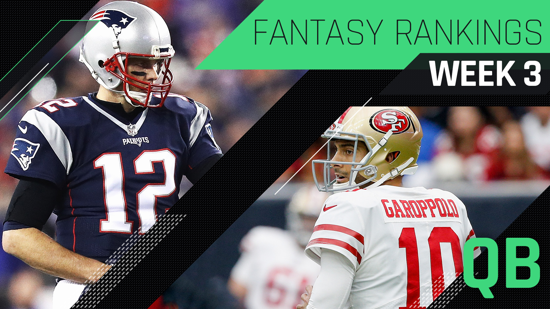 Week 3 Fantasy Rankings: Quarterback