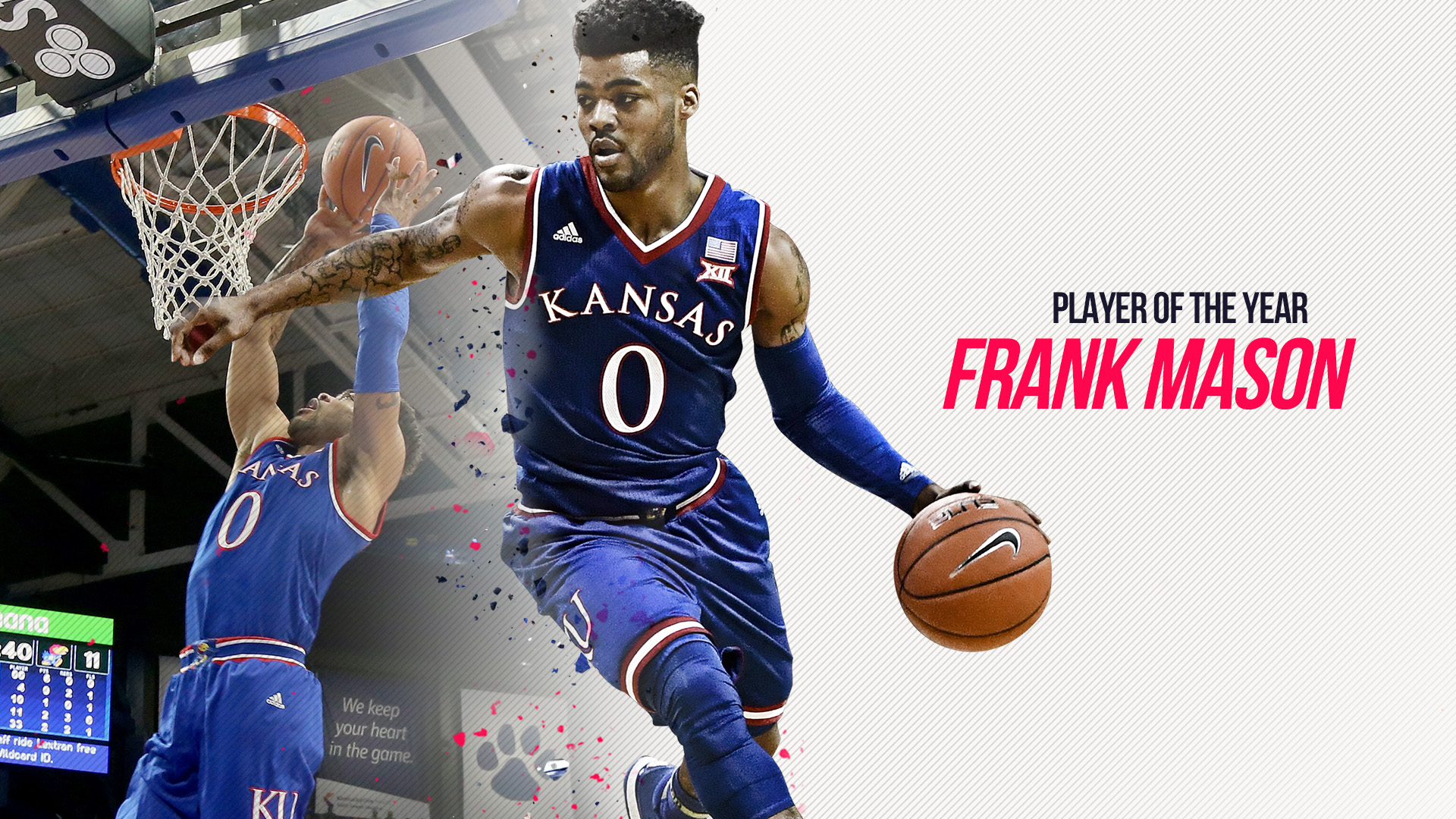 Kansas' Frank Mason III is Sporting News college ...