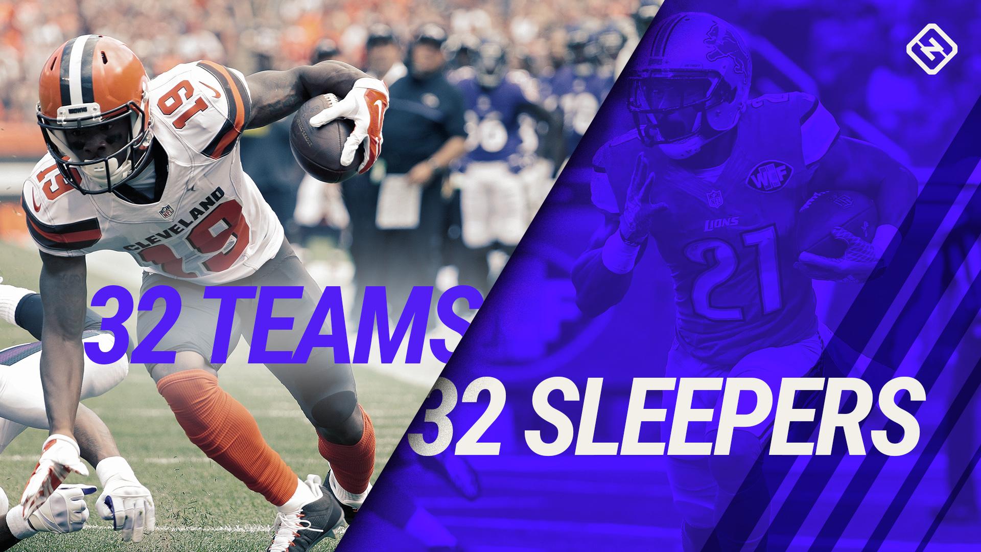 Fantasy Football Sleepers teams sleepers